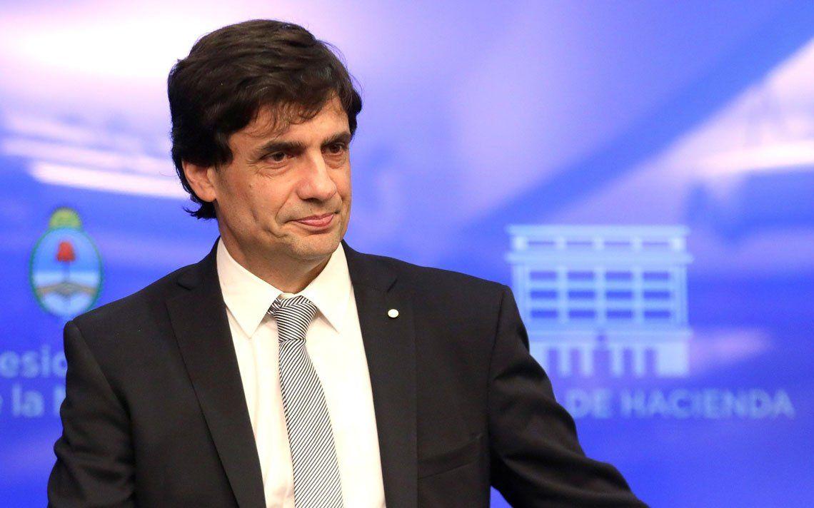 Hernán Lacunza: Si los gobernadores no quieren bajar los impuestos, que lo digan