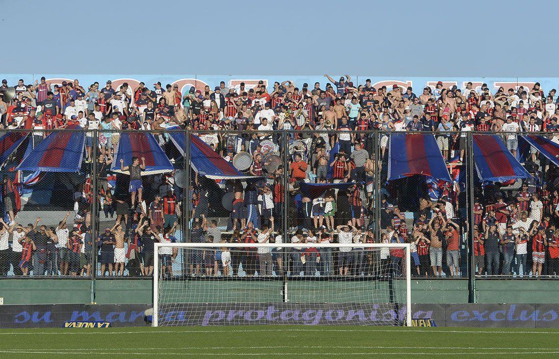 San Lorenzo podrá llevar público visitante a la cancha de Arsenal de Sarandí