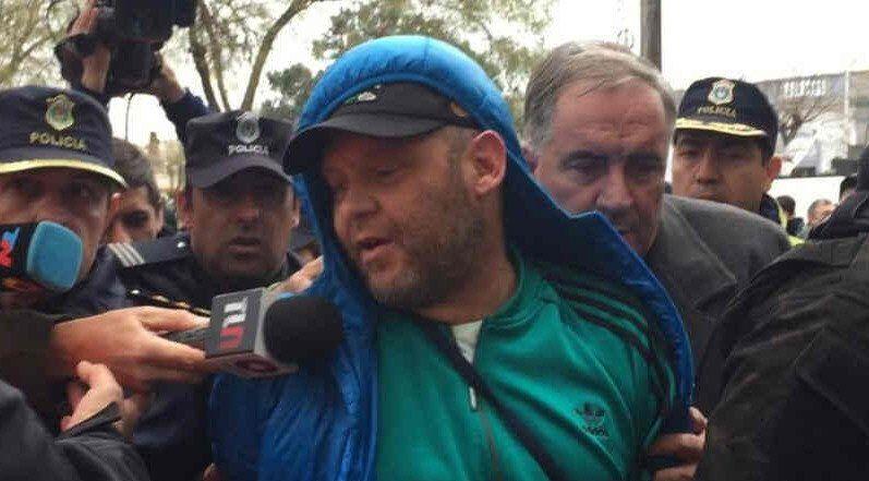 El Pepo sigue detenido desde que abandonó el hospital donde estuvo internado.