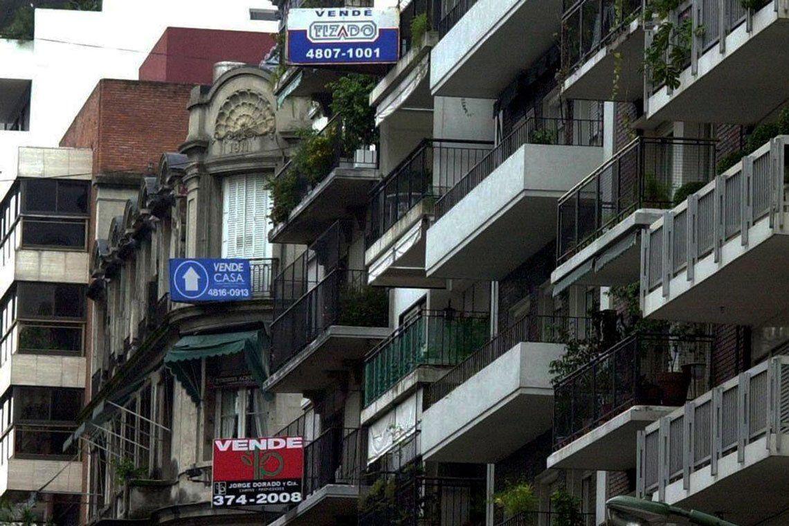 Control de cambios: autorizan comprar hasta US$100.000 para créditos hipotecarios ya otorgados