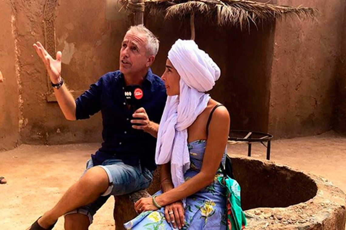 Marley viaja Por el Mundo con Juanita Viale