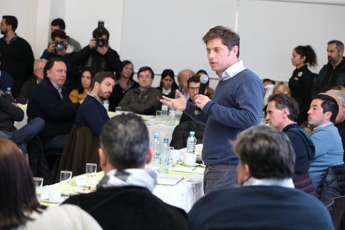 Cónclave de Kicillof con intendentes: Analizamos las últimas medidas del Gobierno