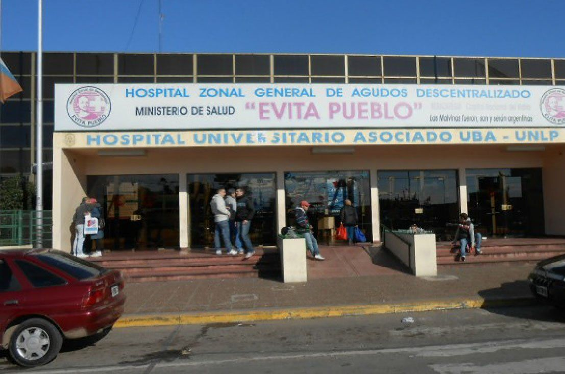 Berazategui: abandonaron a un bebé dentro de una caja de cartón