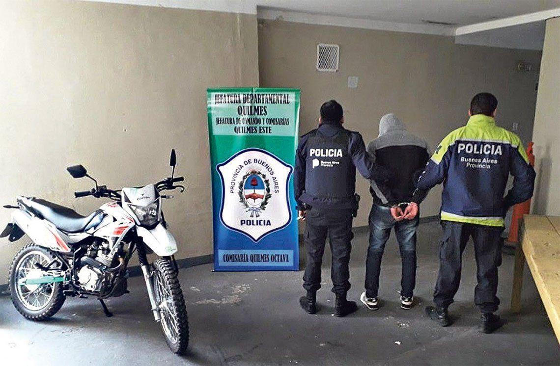 Bernal: padre e hijo resistieron el robo de una panadería y el joven terminó acuchillado