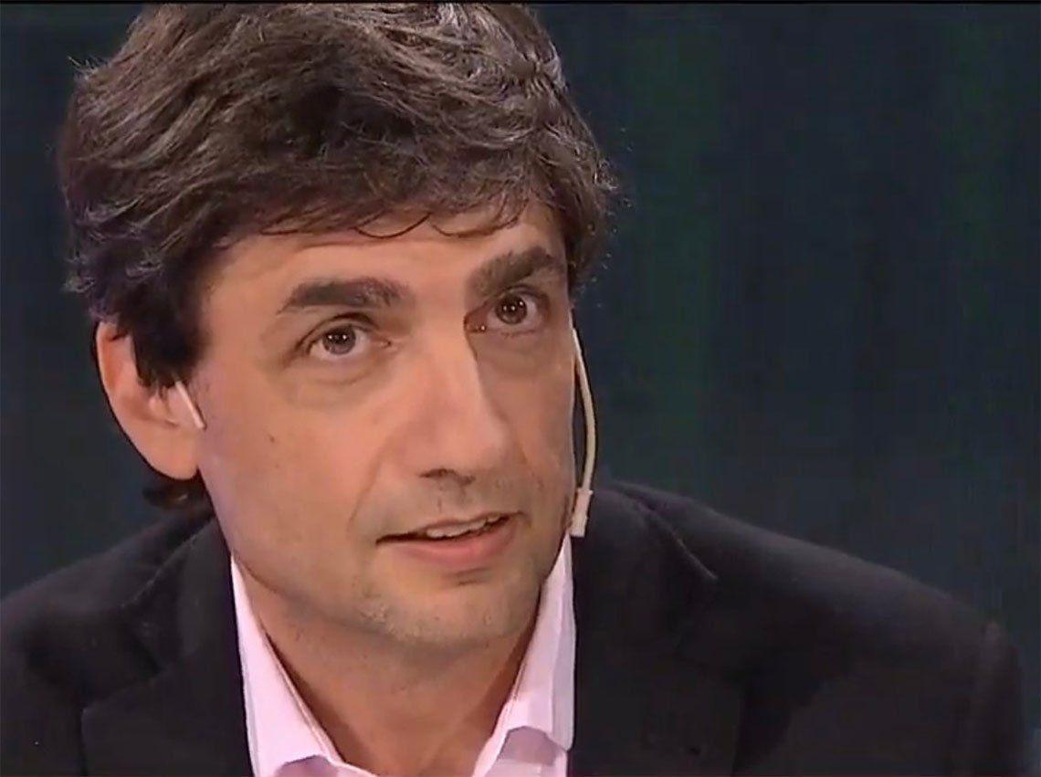 Hernán Lacunza: El dólar está en un valor competitivo
