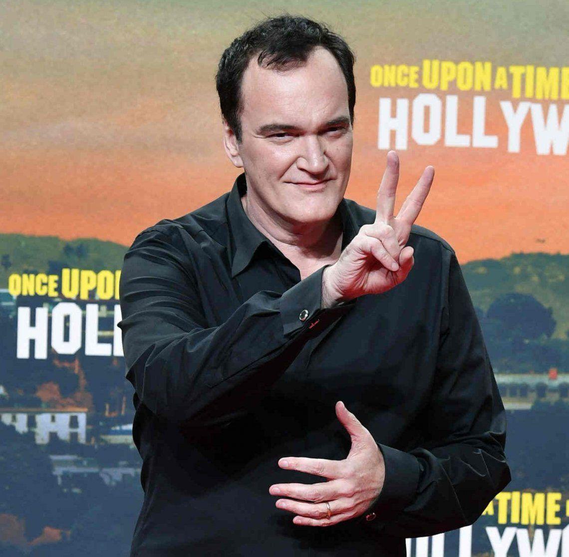 Quentin Tarantino se lanza como escritor