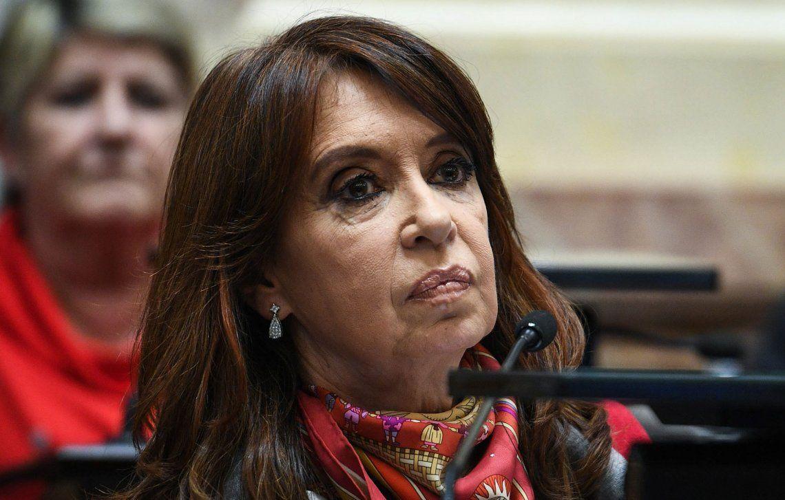 Cristina Kirchner, sobre el asesinato del anciano en Coto: Cuánta crueldad, es demasiado