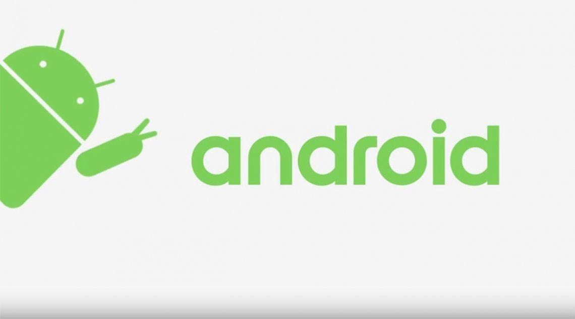 Android abandona las golosinas y postres