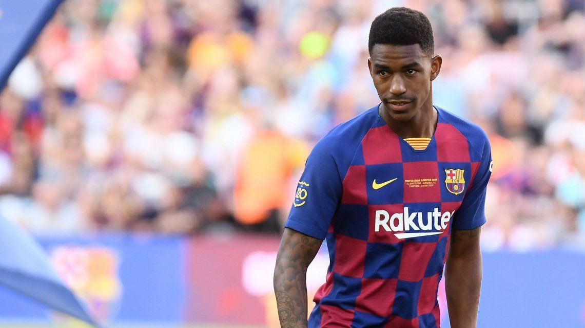 Insultó a Lionel Messi en las redes sociales, fichó para el Barcelona y ahora borró las publicaciones y salió a pedir perdón