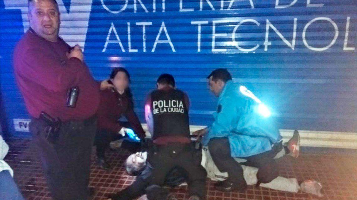 Crimen en el Coto de San Telmo: los imputados negaron haber golpeado a la víctima