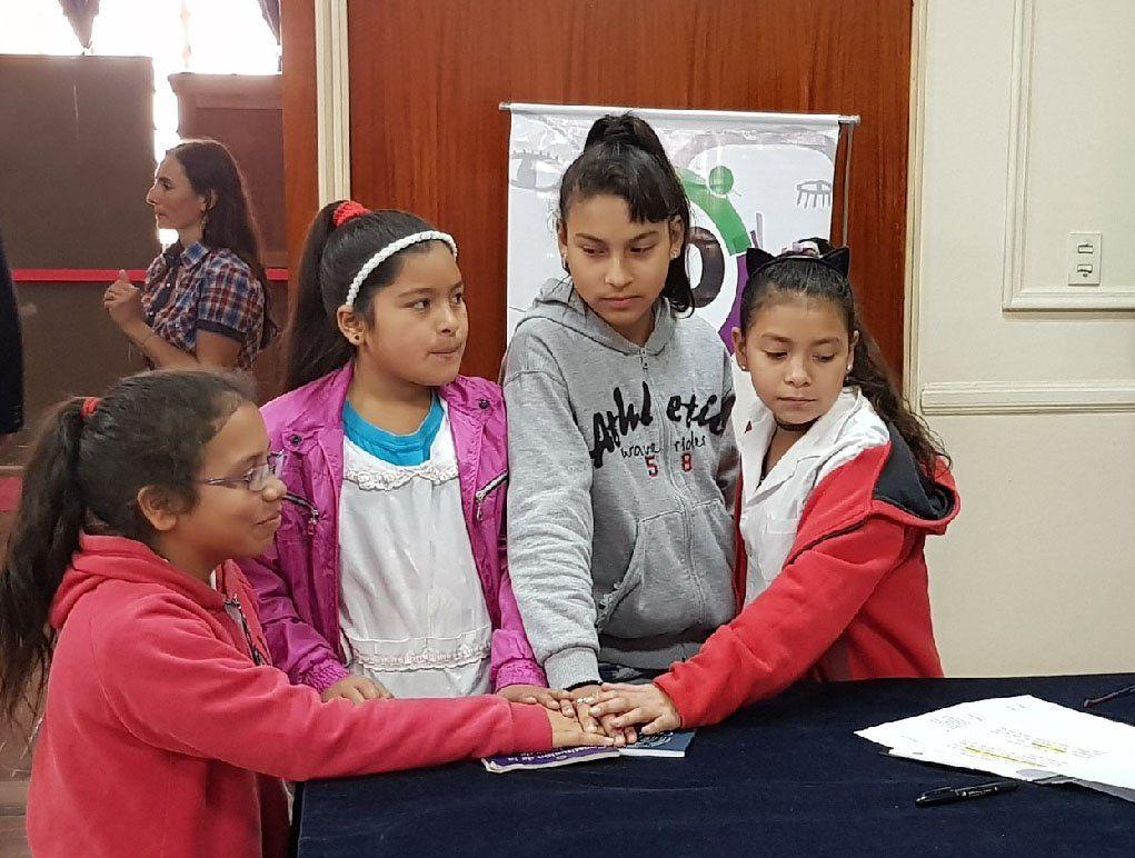 Lanús: lanzan el programa Eligiendo al Defensor Infantil