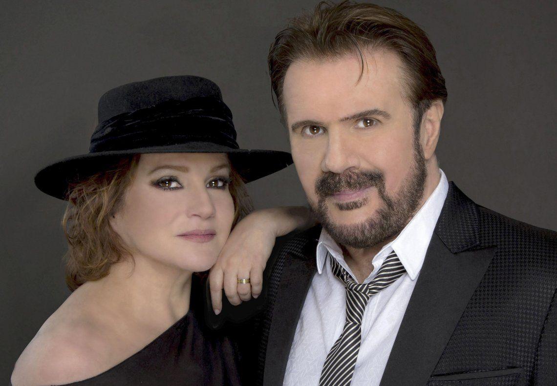 Pimpinela: el dúo argentino será distinguido en Las Vegas.