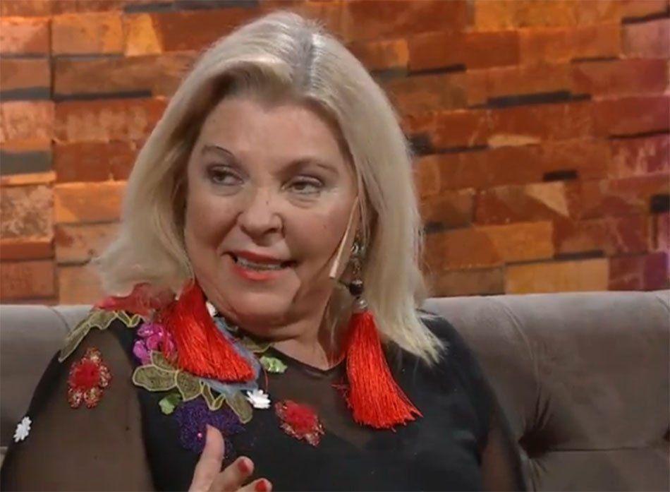 Elisa Carrió sobre Durán Barba: Delante de este ecuatoriano no hablo