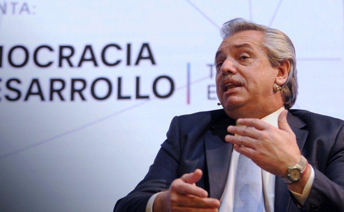 Alberto Fernández: Presidente, no busque culpables fuera de su propio Gobierno