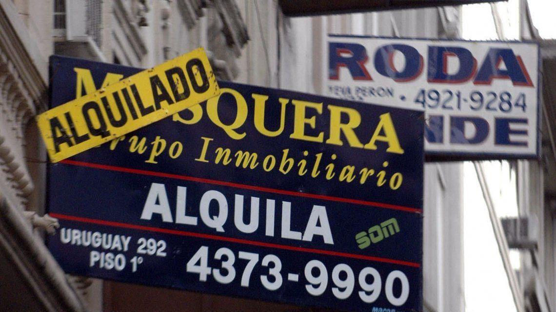 Los alquileres en el ámbito de la ciudad de Buenos Aires no paran de crecer y hay preocupación de las partes.