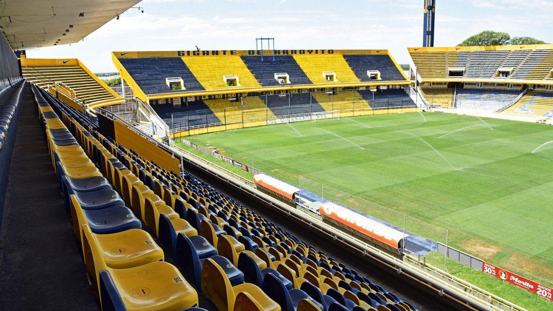 Clásico de Rosario: Había más gente habilitada para ingresar que la capacidad con la que cuenta el estadio