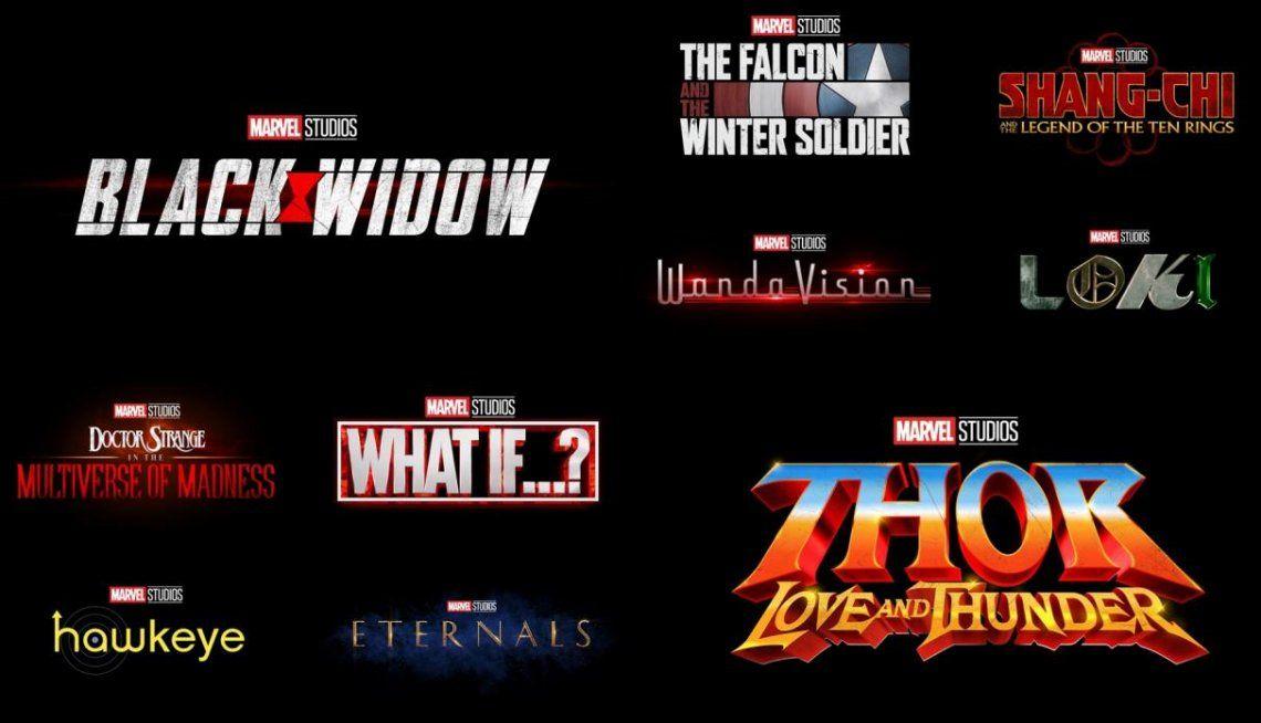 Se filtró el trailer de la Fase 4 del Universo Cinematográfico de Marvel (MCU)