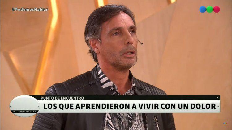 Gustavo López y el doloroso recuerdo de la muerte de su padre