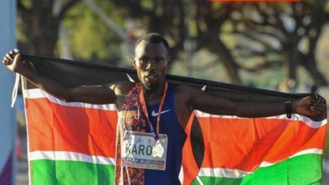 El keniata Bedan Karoki se quedó con la media maratón de Buenos Aires