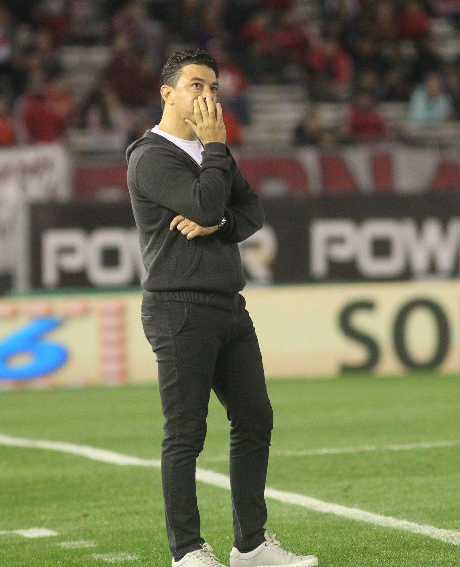 Gallardo se lleva a todos a Paraguay y podría haber una sorpresa en el equipo
