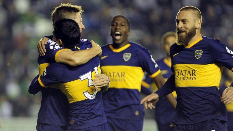 Boca no jugó bien pero le ganó a Banfield y es puntero del campeonato