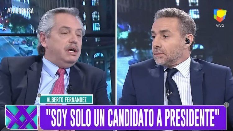 Alberto Fernández: El dólar tiene que estar a 51 pesos