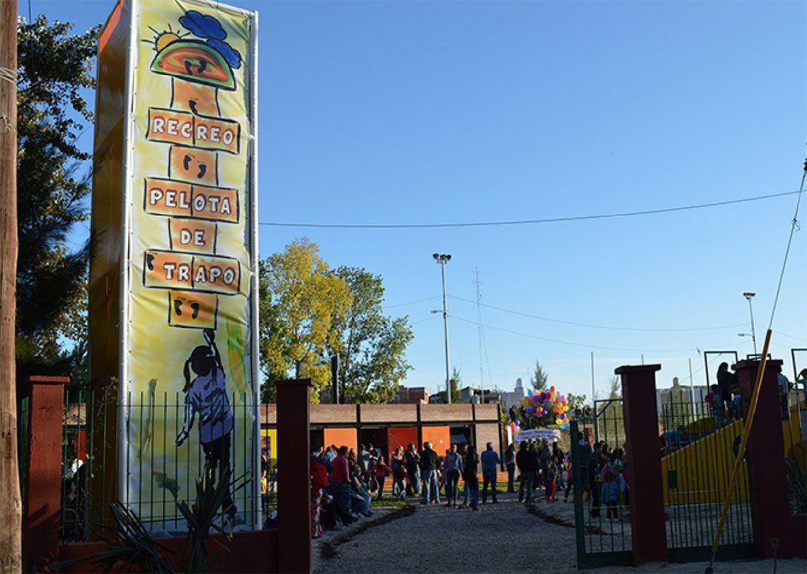 Avellaneda: la Fundación Pelota de Trapo necesita de la comunidad