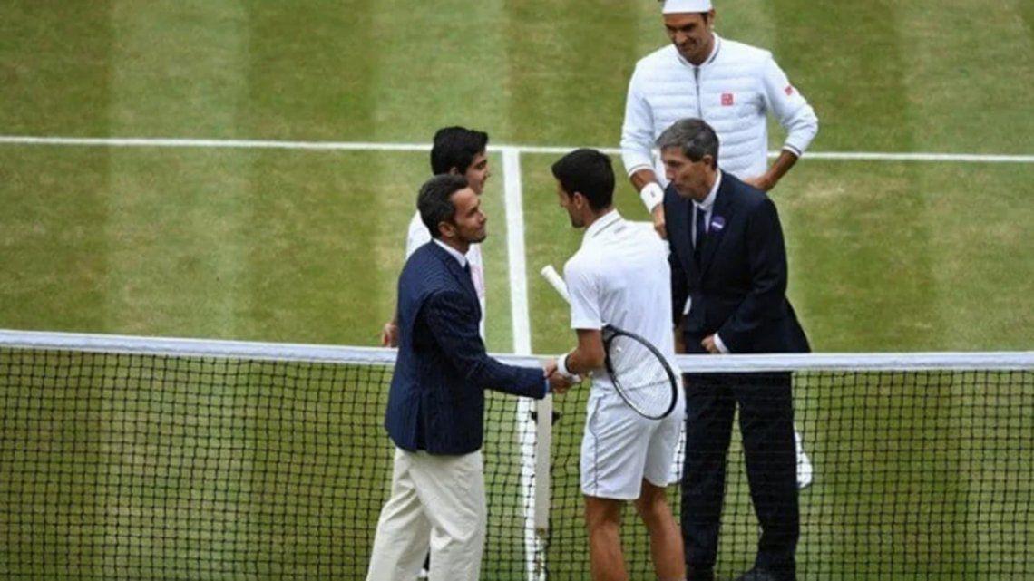 La ATP echó al árbitro argentino Damián Steiner por dar entrevistas