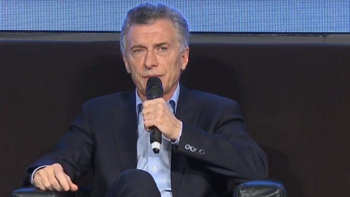 Macri en Coninagro: La inflación es un tema que hay que resolver, no podemos seguir así
