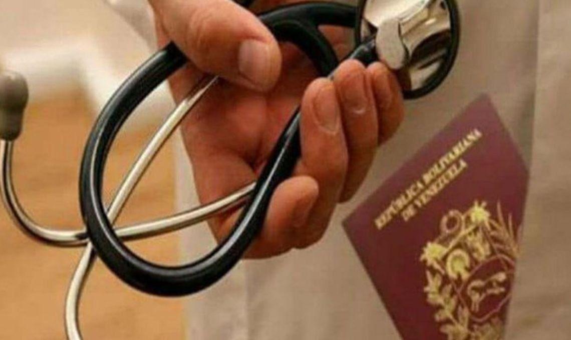 OIM: la migración de médicos y enfermeros venezolanos refuerza el sistema de salud de la Argentina