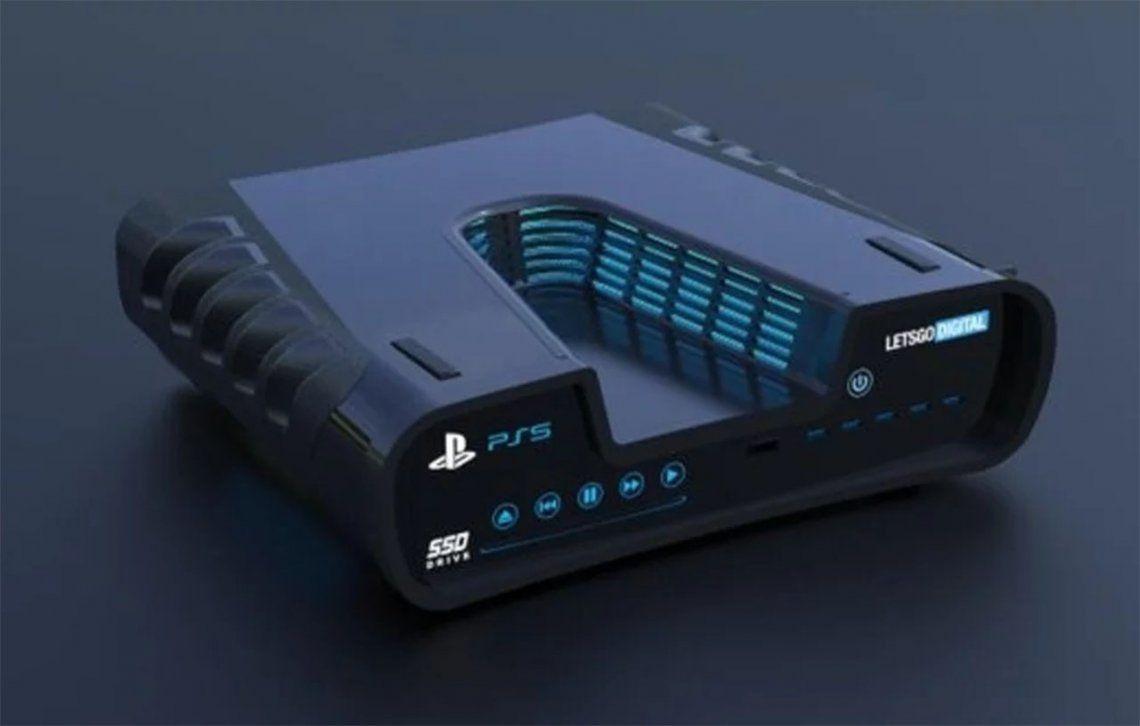 PlayStation 5: filtran las primeras imágenes de la nueva consola de Sony