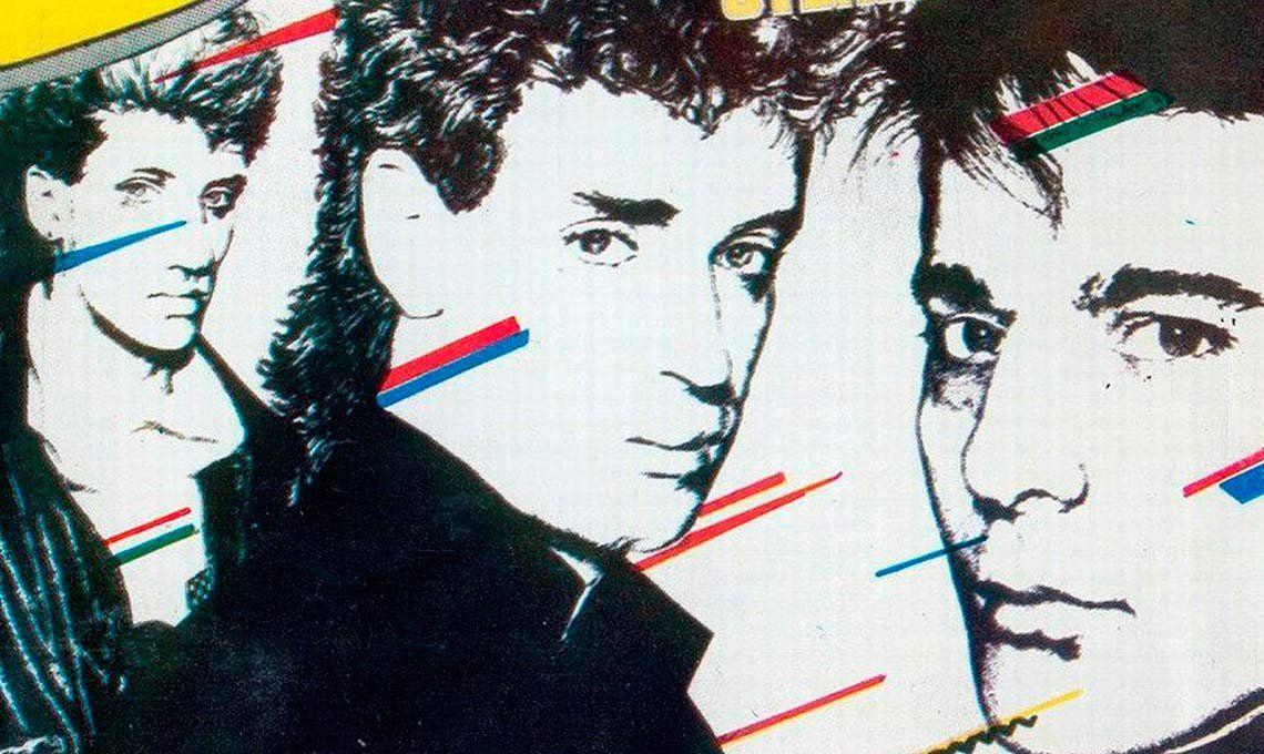 A 35 años del debut festivo y desfachatado de Soda Stereo