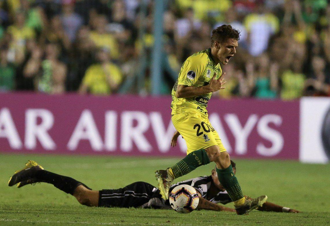 Merlini lamentó las ocasiones de gol generadas que no llegan a concretarse.