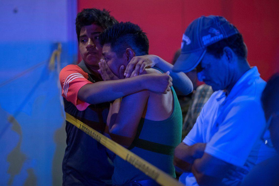 México: 23 muertos en presunto ataque narcos con bombas molotov