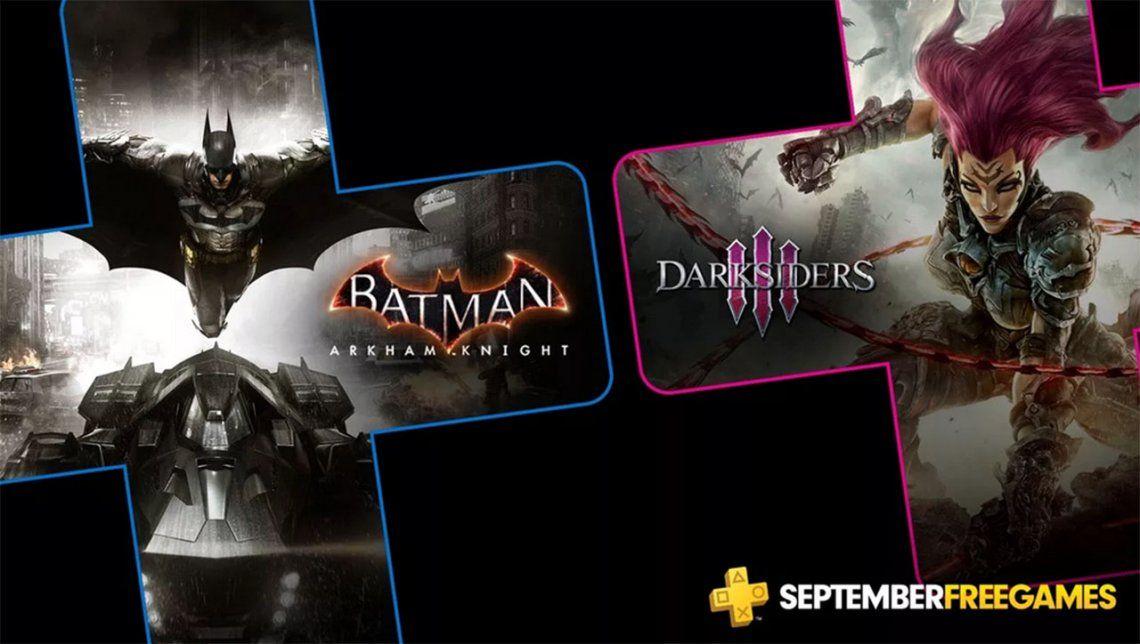 PS Plus de septiembre 2019: estos son los juegos gratis para PlayStation 4