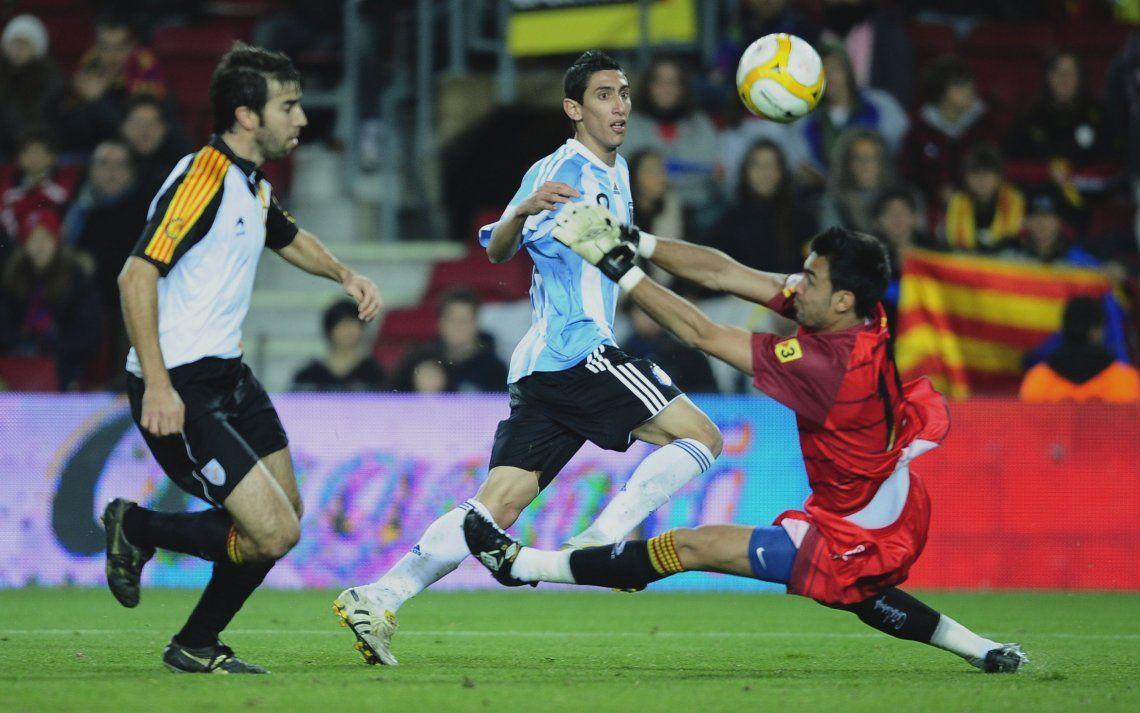 Amistoso confirmado para la Selección Argentina: enfrentará a Euskadi en San Mamés en octubre