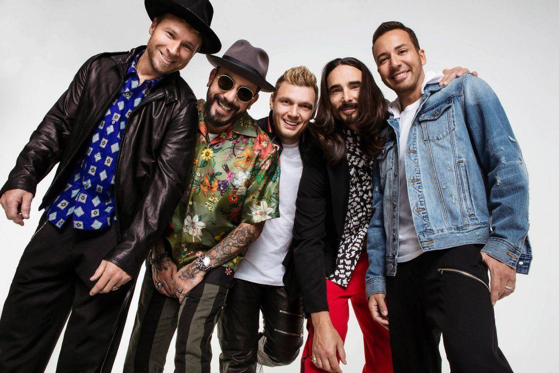 Backstreet Boys vuelve al país para  tocar en el Campo Argentino de Polo en 2020: fecha, lugar, cuándo salen a la venta las entradas y cuánto costarán los tickets