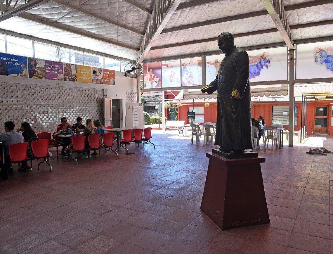 La Matanza: situación difícil en la Obra del Padre Mario