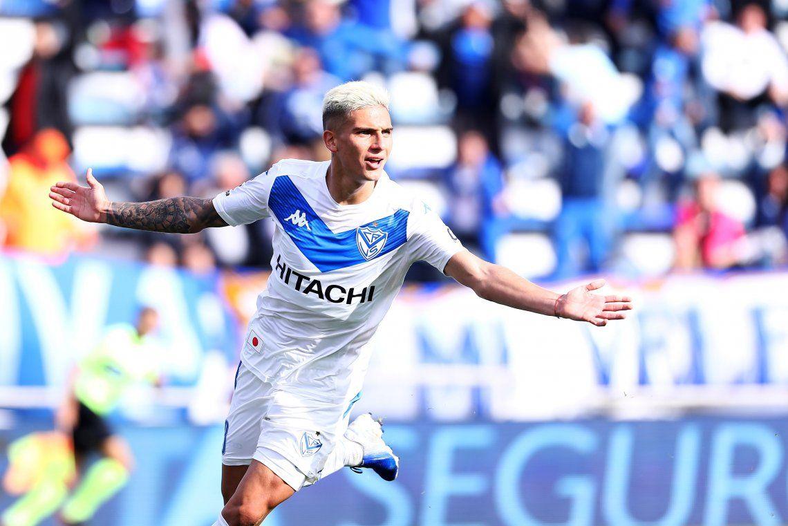 Nicolás Domínguez será nuevo jugador del Bologna de Italia: le compra el 75% del pase a Vélez por más de 9 millones de euros