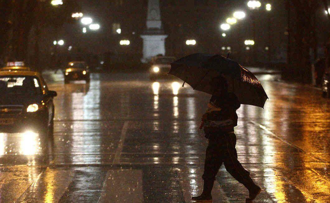 Las lluvias provocarán un descenso paulatino de la temperatura en todo el país.