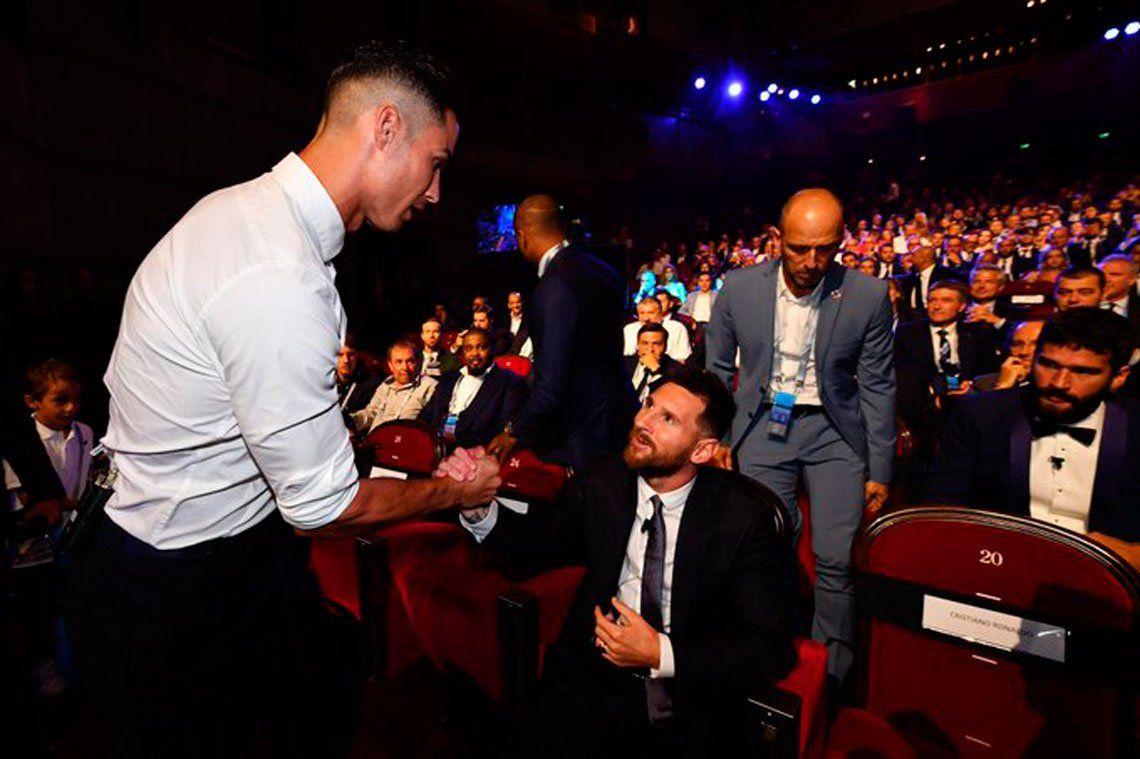 Lionel Messi ganó el premio a Mejor delantero de la última Champions League