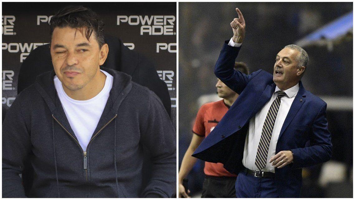 Se viene un nuevo Superclásico entre River Plate y Boca Juniors: ¿cómo les fue a Marcelo Gallardo y Gustavo Alfaro cuando se enfrentaron?