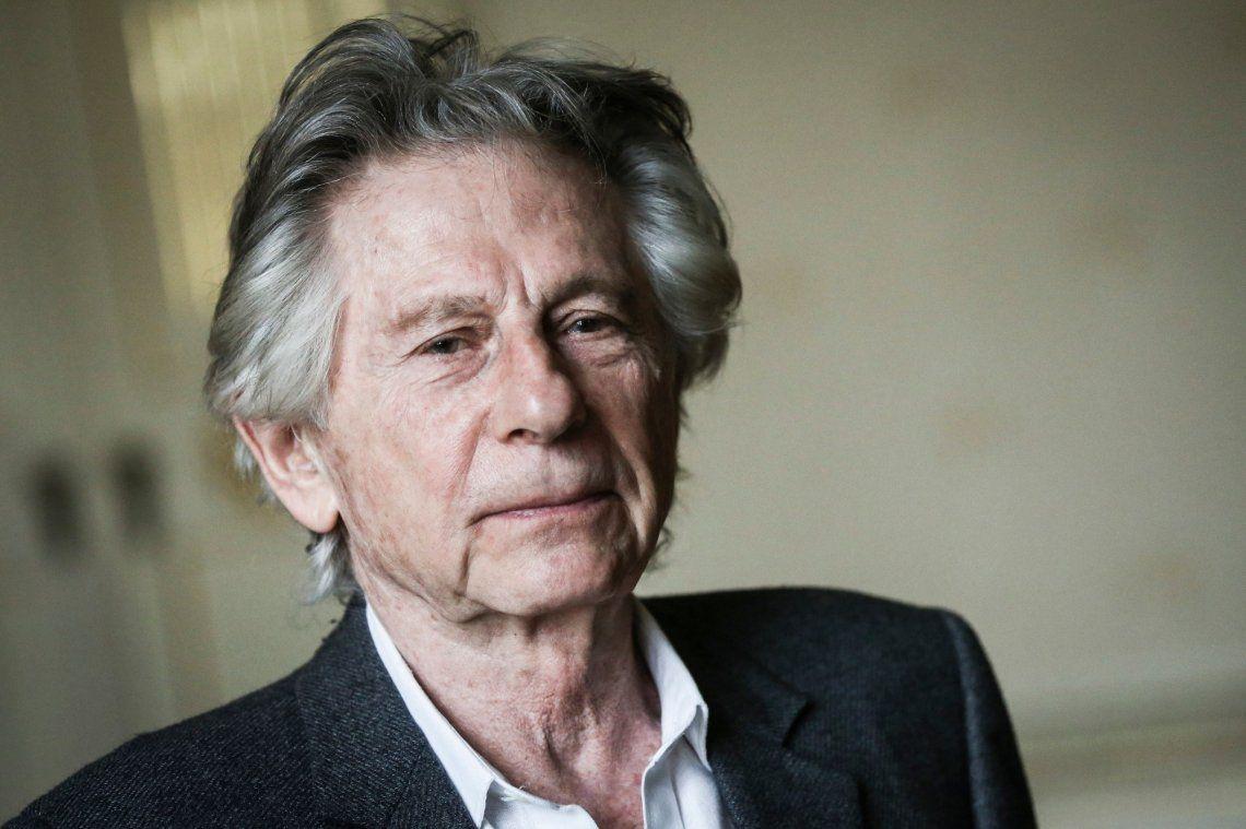 Una actriz francesa acusa a Roman Polanski de violarla en 1975