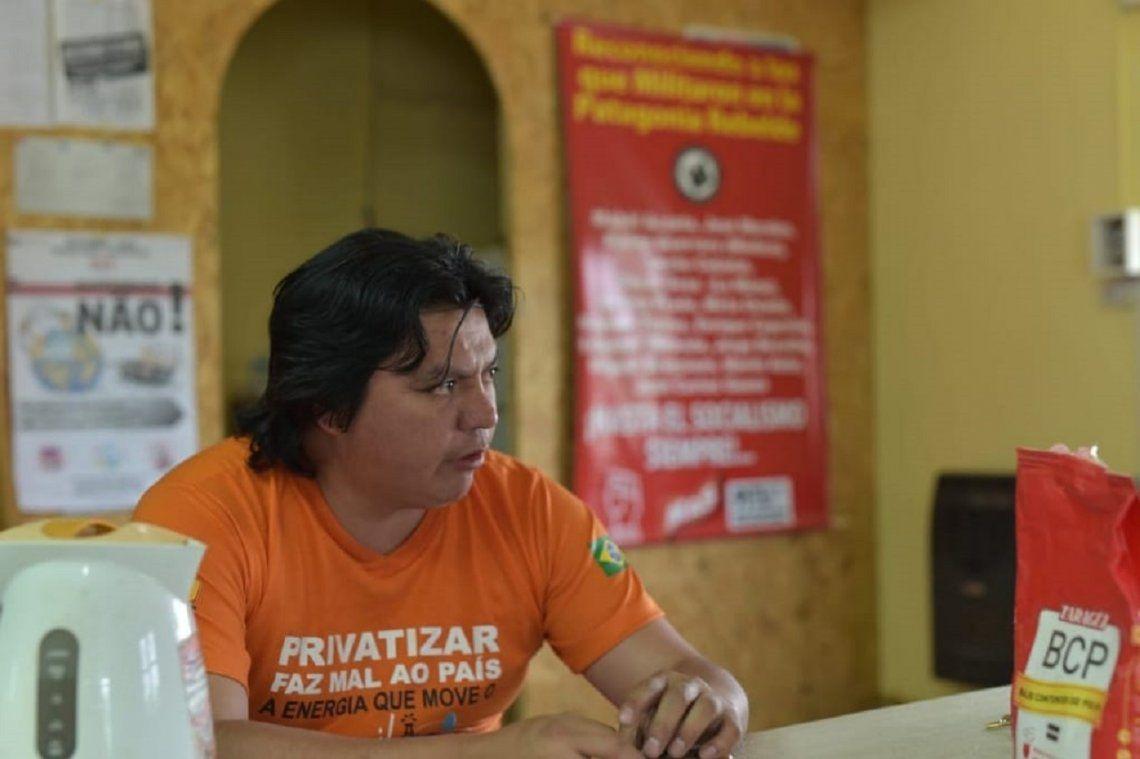 Casi un año en prisión por un delito excarcelable: la historia de Daniel Ruiz, el único preso por protestar contra la Reforma Previsional