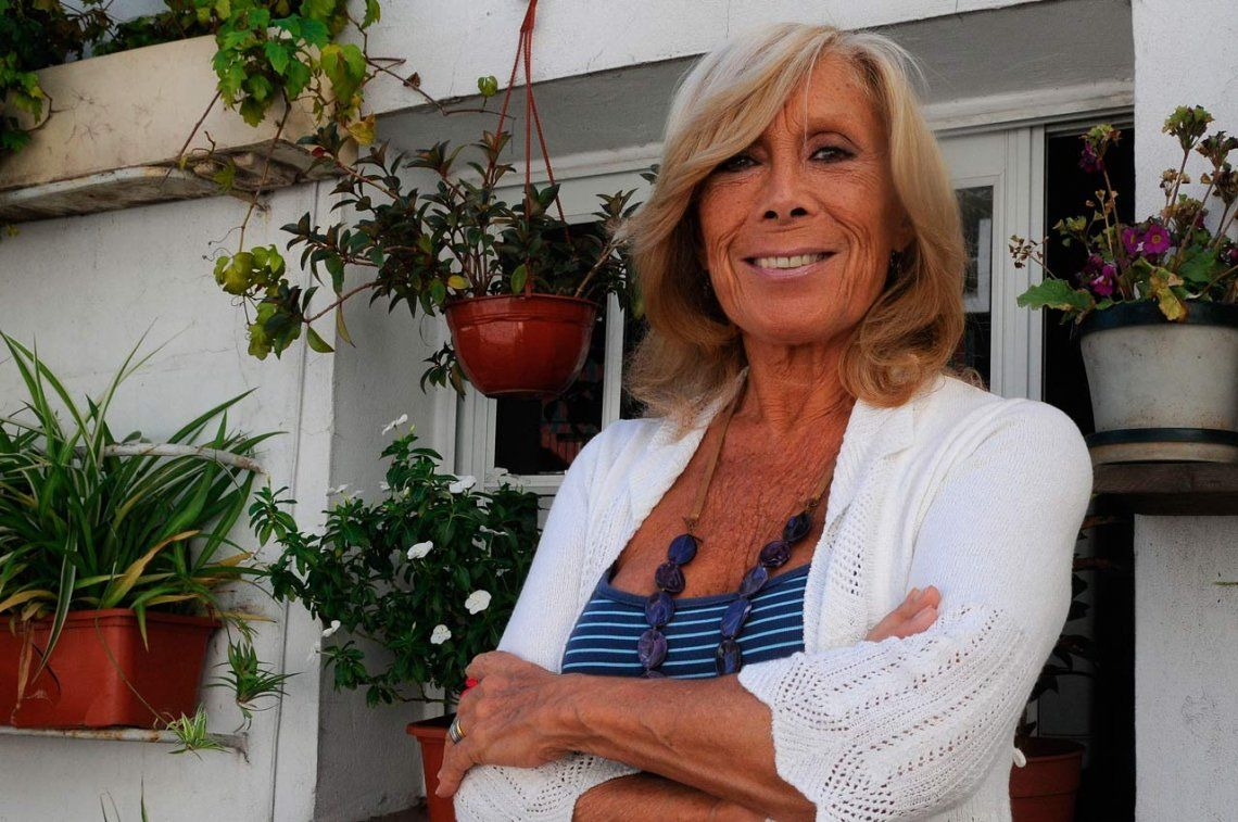 Amelita Baltar tras su supuesto ACV: Ya estoy bien