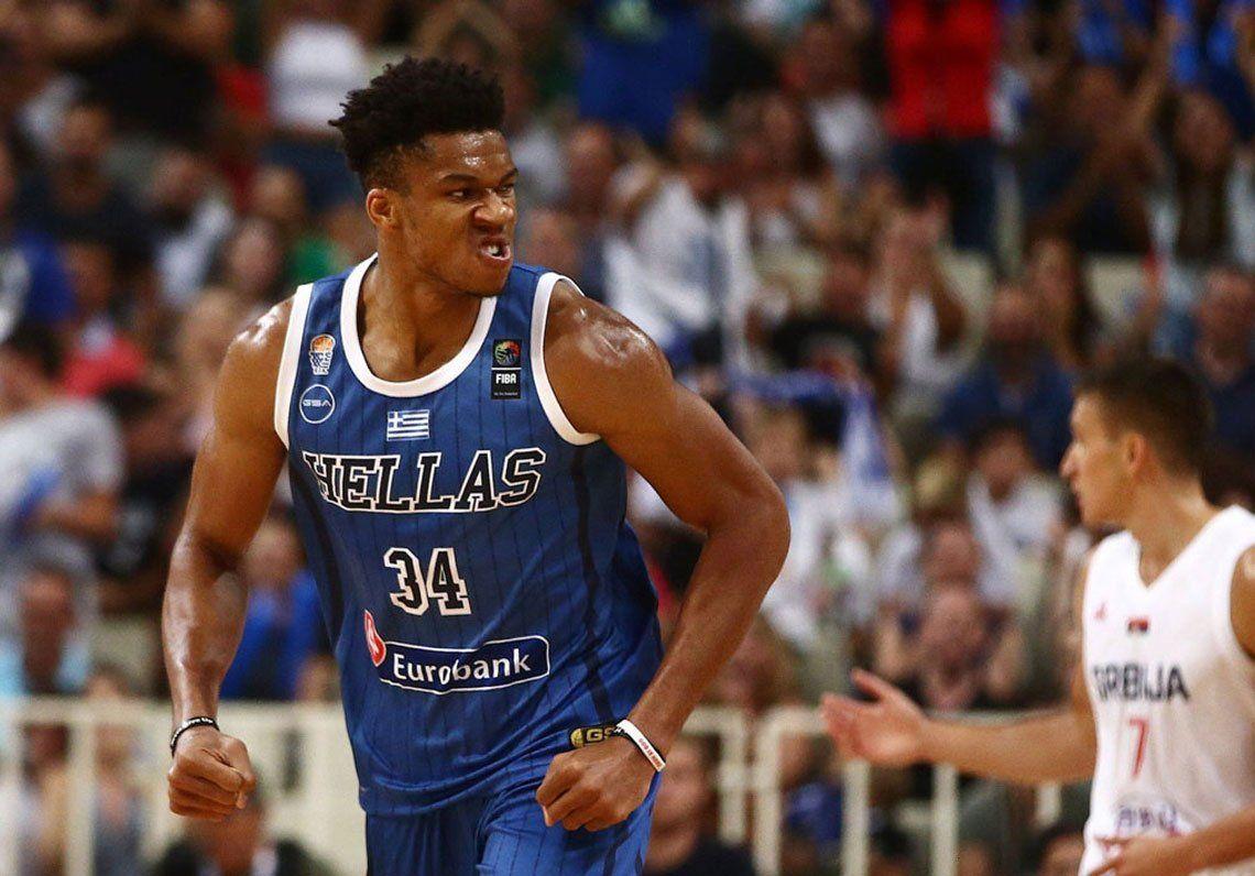 Giannis Antetokounmpo | El MVP de la última temporada de la NBA se llevará todas las miradas