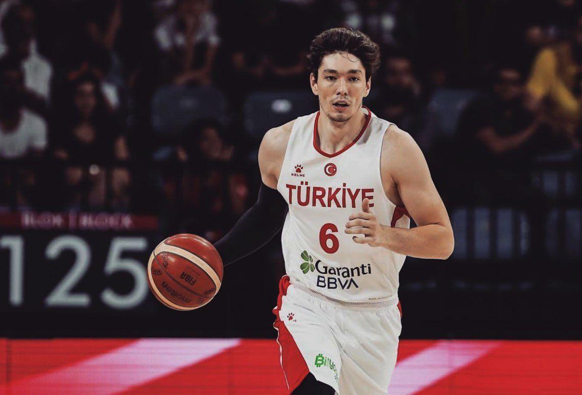 Cedi Osman | El joven alero de los Cleveland Cavaliers es la esperanza turca en el Mundial