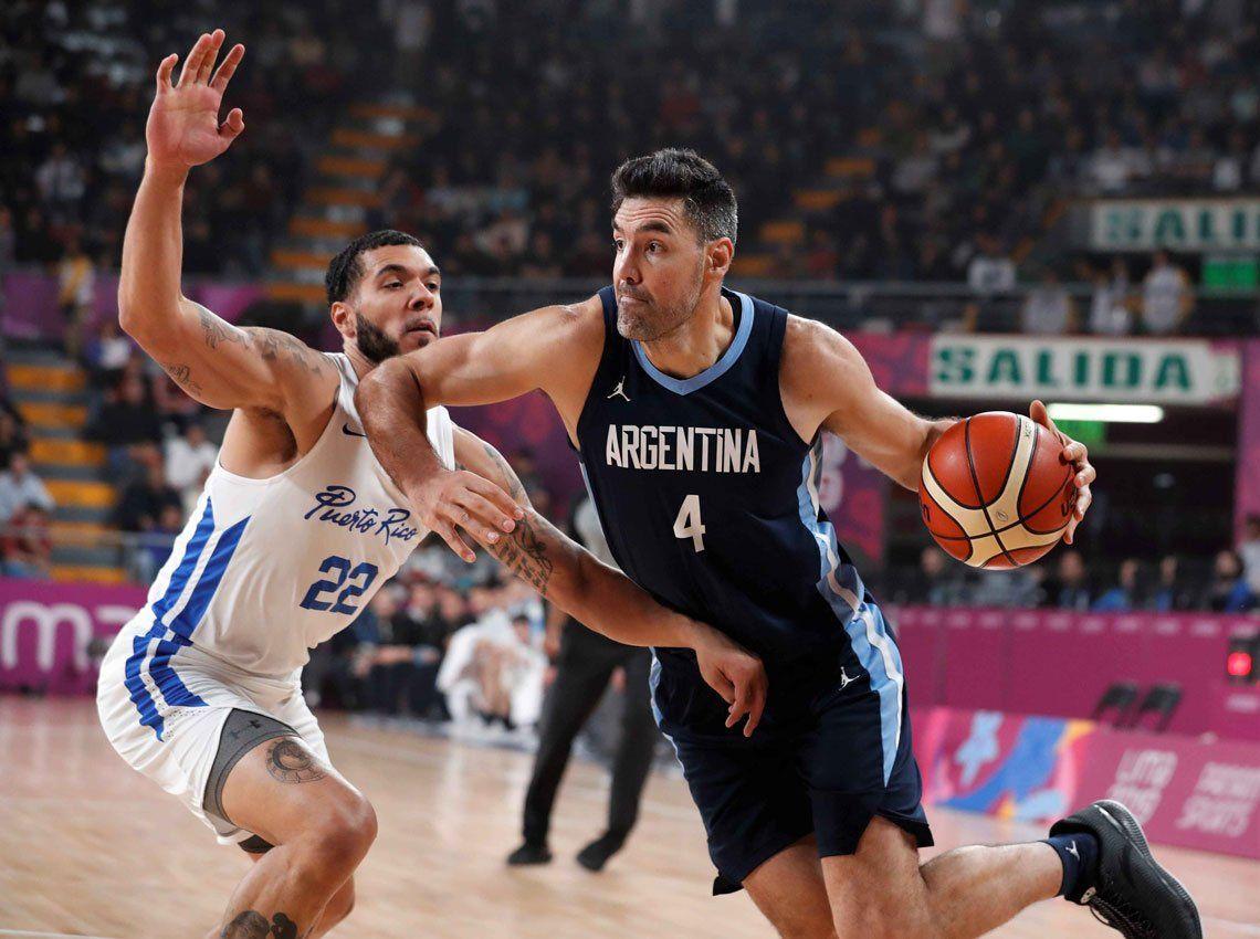 Luis Scola |El capitán es el máximo anotador de la historia del seleccionado argentino con 2.648 puntos en 161 partidos