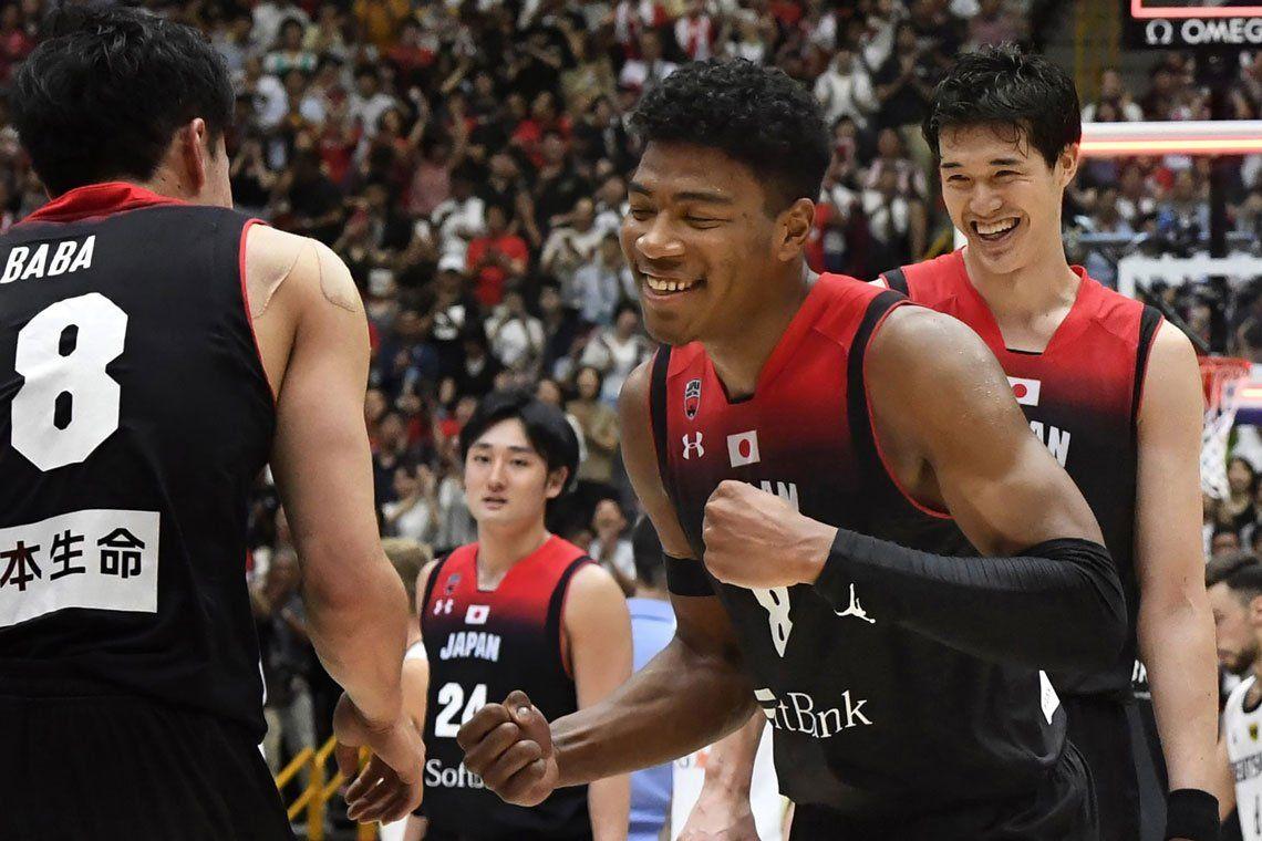 Rui Hachimura | El proyecto de superestrella NBA (elegido en el 9° lugar del draft por Washington) quiere que el mundo vea todo su talento