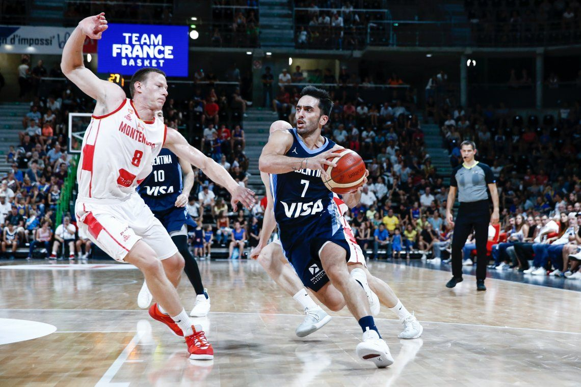 Facundo Campazzo|El motor del seleccionado argentino viene de ser campeón y MVP de las finales con el Real Madrid en la Liga ACB